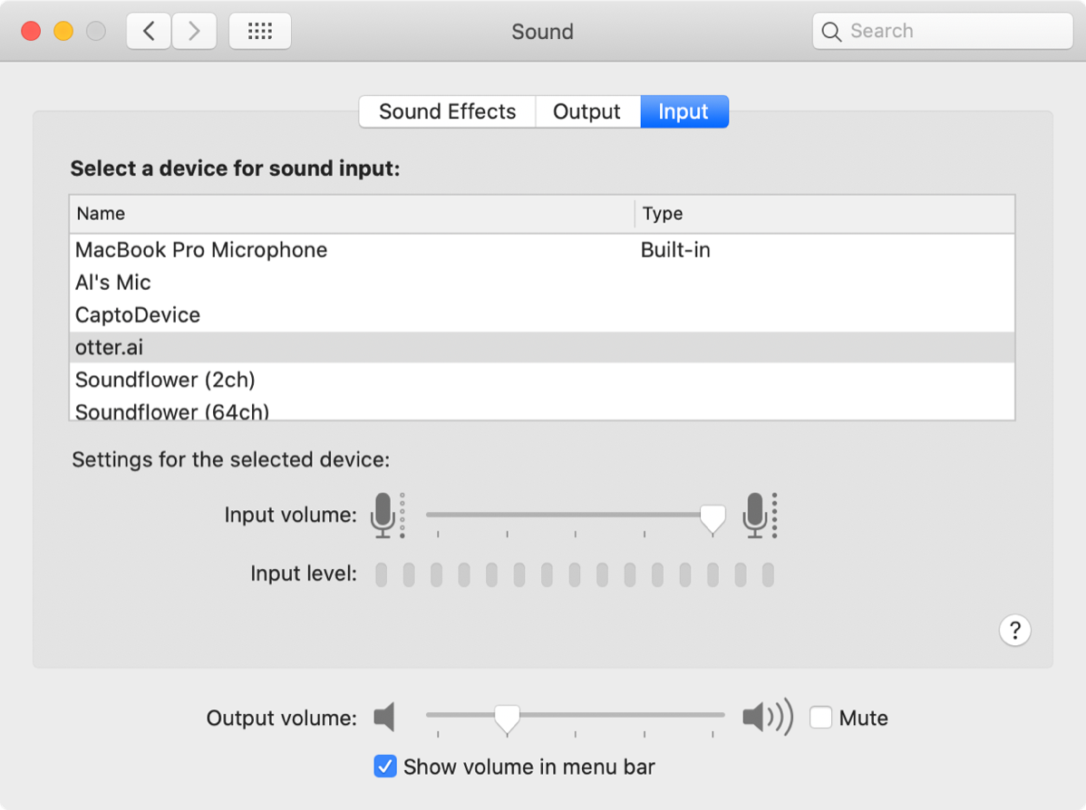 03 sound preferences