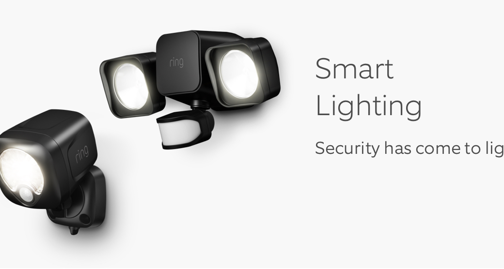 "Ring Smart Lighting: ""Security Has Come To Light"""