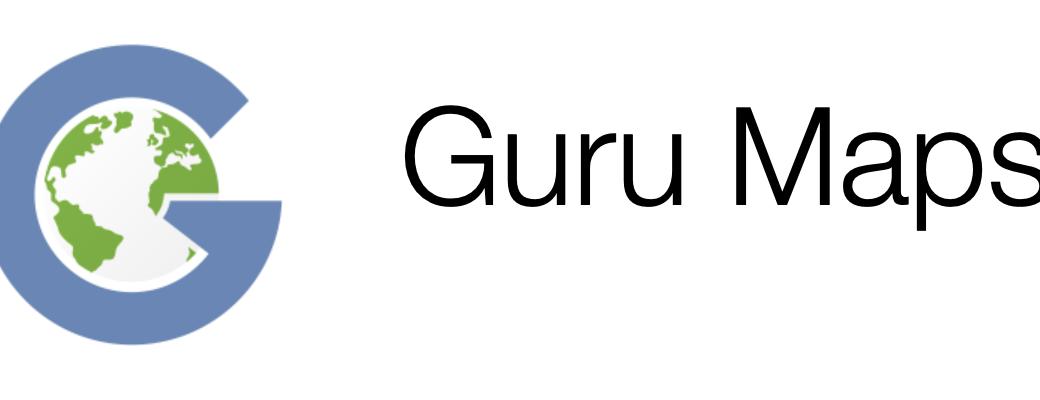 GuruMaps Logo