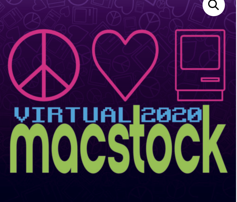 Virtual Macstock 2020 Logo