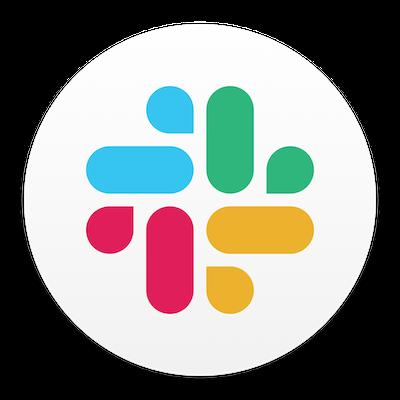 round Slack logo