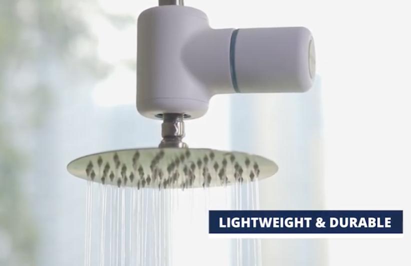 Ampere Shower Power Hydro-powered Speaker