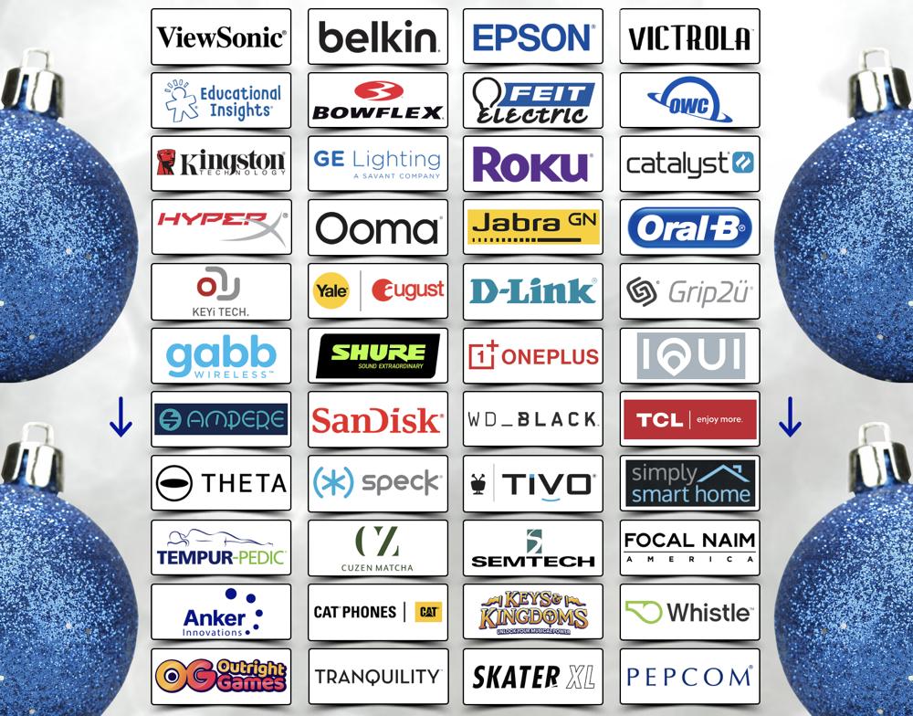 Pepcom All Vendors in a grid