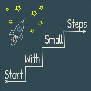 Start with Small Steps logo