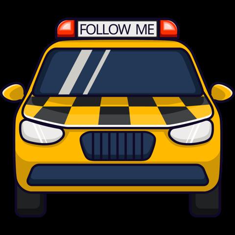 Folge icon of a Follow Me Car