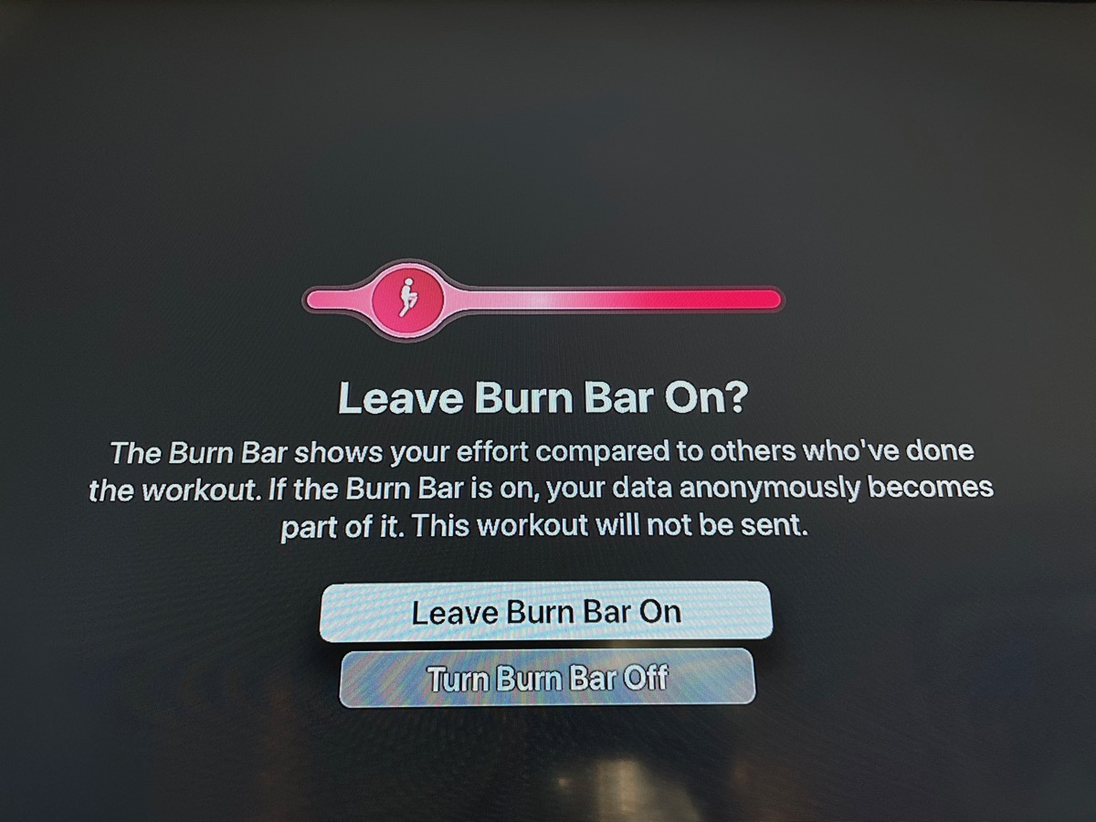 Burn Bar Opt In