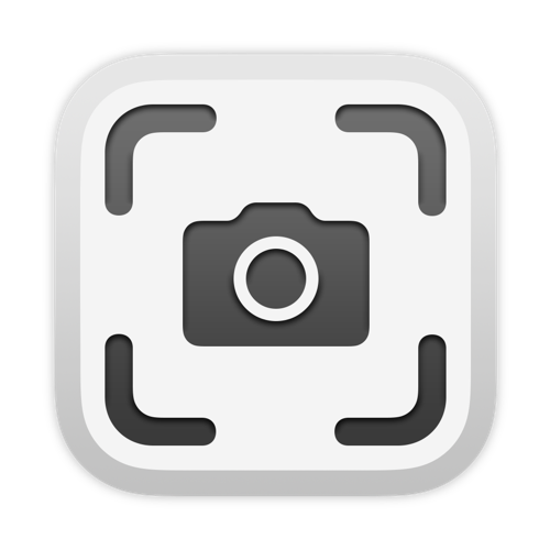 Screenshot utility icon