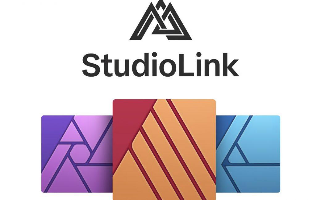 Affinity Studio Link logo