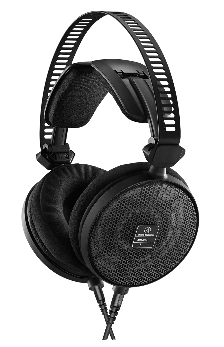 Audio Technica ATH R70X headphones