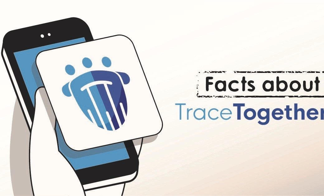 TraceTogether Logo