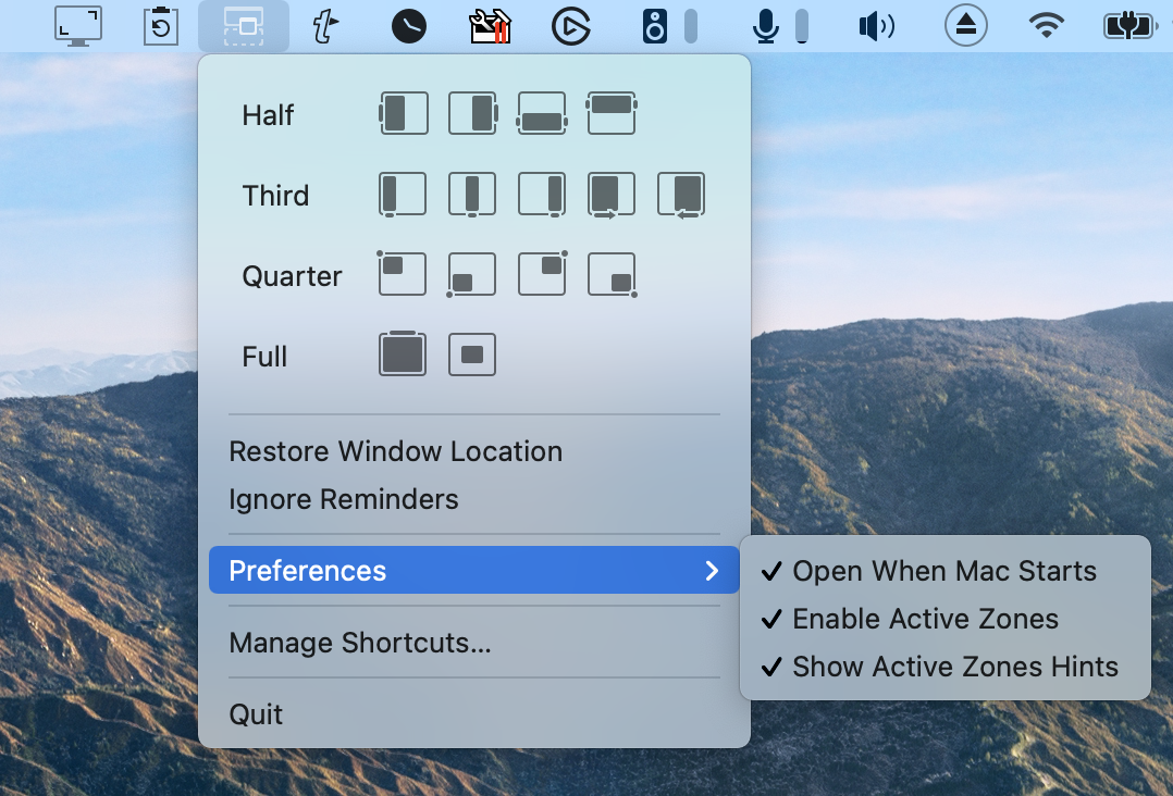 Window Manager Options