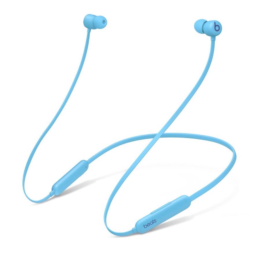 Apple Beats Flex in Flame Blue