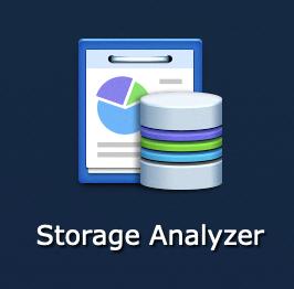 Storage Analyzer icon