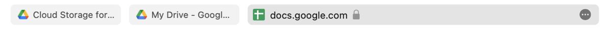 Safari Technology Preview URL vs Tabs