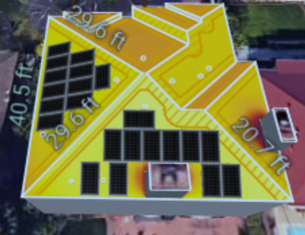 Heatmap with Panel Placement