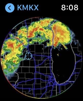 RadarScope Watch App