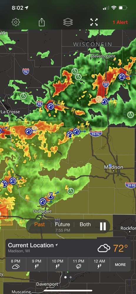 Storm Shield Radar